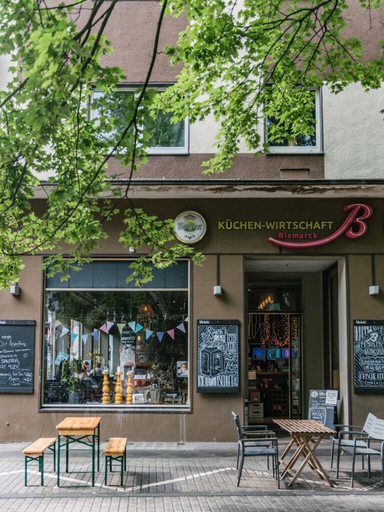 Küchen-Wirtschaft Bismarck Frühstück Dortmund Kaiserviertel